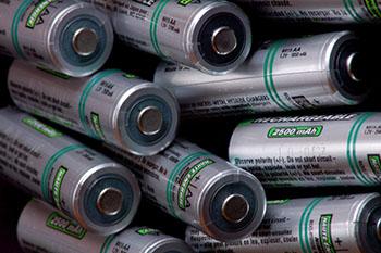 baterije(m)