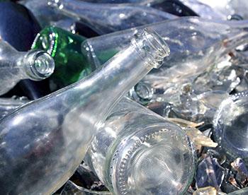 steklena embalaža(m)